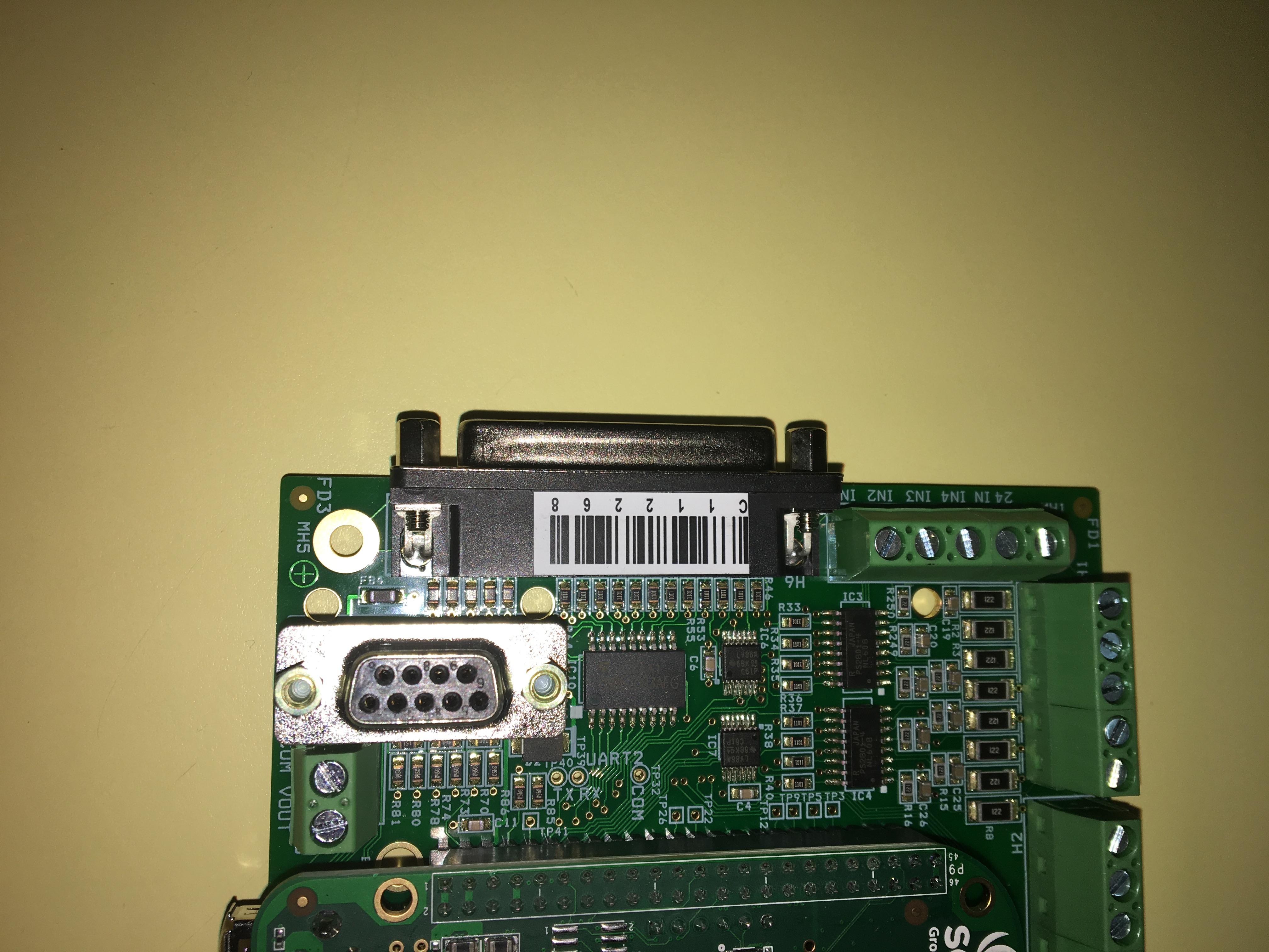 CNC Router Tips CentroidCNC Acorn DIY CNC Controller - #CNC